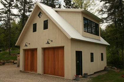 Minimalist Barn In The Countryside Thomas Kuepper Builder